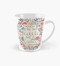 Little & Fierce Tall Mug