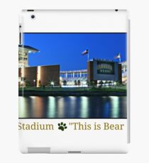 This is Bear Country iPad Case/Skin