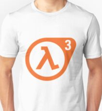 Half-Life 3 Confirmed Unisex T-Shirt