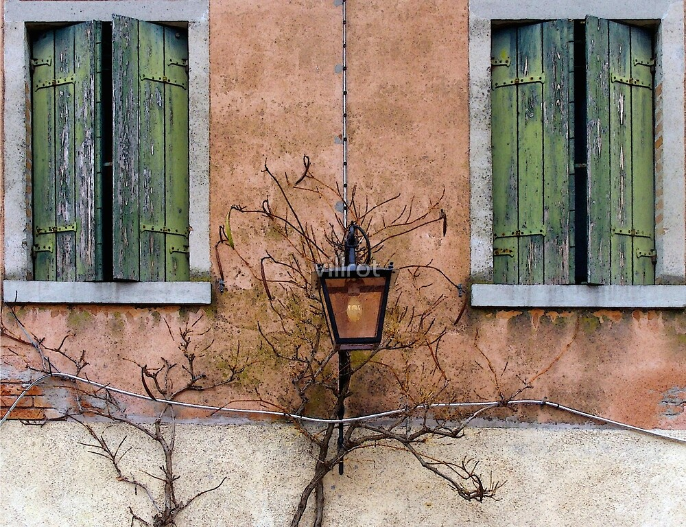 Old Shutters by villrot
