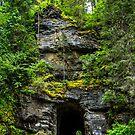 The Kyle Tunnel, Avery, Idaho, USA by Bryan D. Spellman