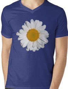 'Daisy Mandala' Mens V-Neck T-Shirt