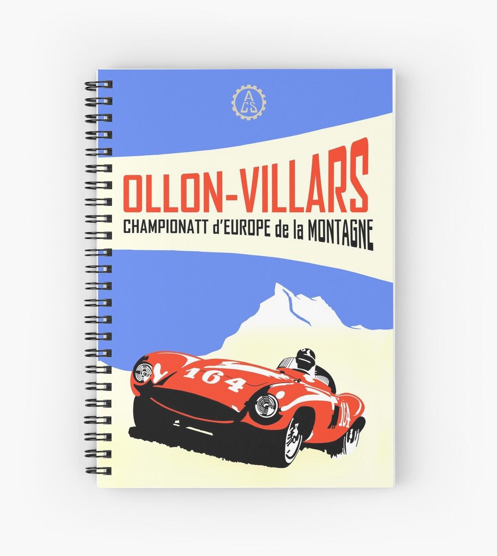 Ollon-Villars Hill Climb by rogue-design