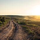 Country Road -01 by Mile57Imagery