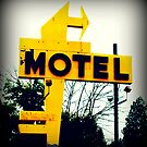 No Tell Motel by Oranje