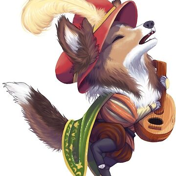Cyprus the Sheltie Bard by OhSweetie