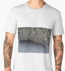 Cofee bubbles Men's Premium T-Shirt