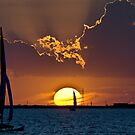 Sail in to the Sunset by maileilani