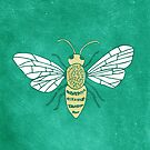 Bienengarten von Jacqueline Hurd
