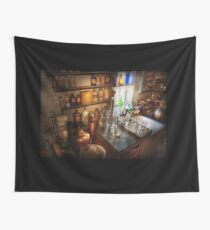 Pharmacist - A little bit of Witch Craft Wall Tapestry