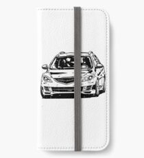Mazda6 GH & quot; Dirty Style & quot; iPhone Wallet/Case/Skin