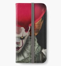 Pennywhise  IT iPhone Wallet/Case/Skin