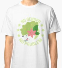 NO GENDER NO PROBLEM - Shaymin Land Form Classic T-Shirt