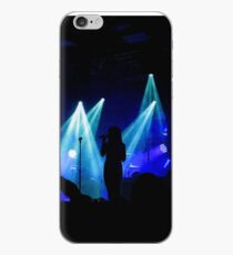 Silhouette of Chrissy Costanza iPhone Case