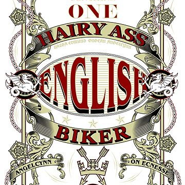 English Biker by limey57