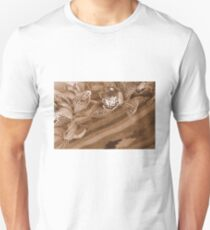 Spotty Sepia T-Shirt