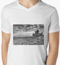 Blacksod Lighthouse Men's V-Neck T-Shirt