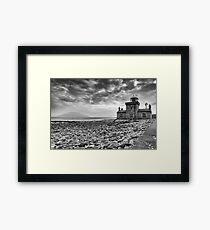 Blacksod Lighthouse Framed Print