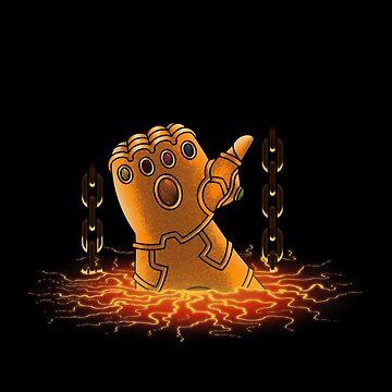 Thanosnator by LAZARE-TENDO