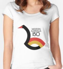 Western Australia 150 Women's Fitted Scoop T-Shirt