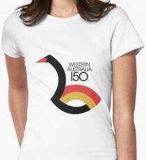 Western Australia 150 Women's Fitted T-Shirt