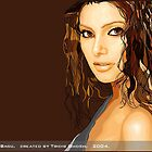 Bipasha Basu: Created with Flash  by Tridib Ghosh
