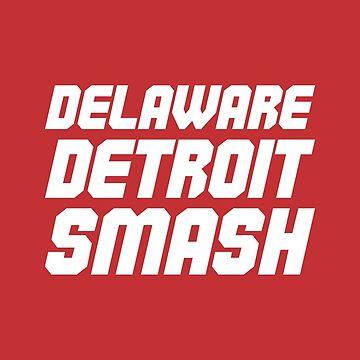 "My Hero Academia® - ""Delaware Detroit Smash"" (Midoriya Deku) by SWISH-Design"