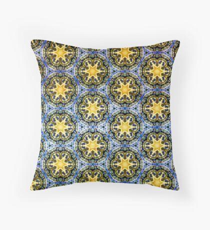 Starry Magic Throw Pillow