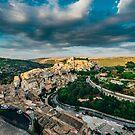 Ragusa Ibla, Sicily by Alessio Michelini