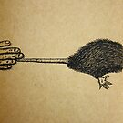 It Was Unfortunate For The Rat, As His Tail Was Slighty Longer Than Most by DavidBaddeley