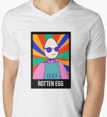Egg guy - rotten egg Men's V-Neck T-Shirt