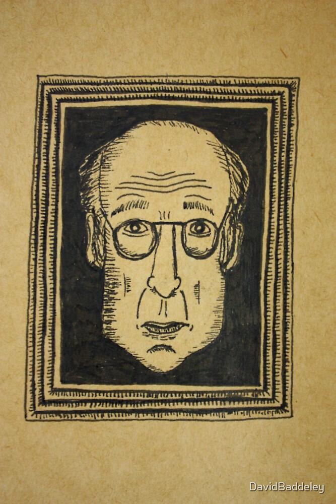 Larry David by DavidBaddeley