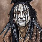 Crow Indian by Michael Todd
