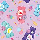 Care Bears by hellolen