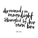 Drowned In Moonlight by meandthemoon