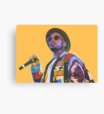 Anderson .paak Poster Canvas Print