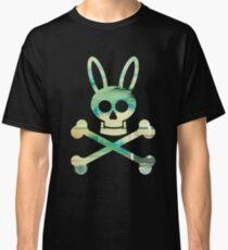 Poison Icon Skull Rabbit  Classic T-Shirt