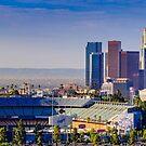 Morning in Los Angeles by Radek Hofman