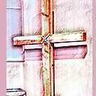 The Cross (Light Pink Theme) by Joe Lach