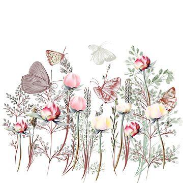 Alice Flowers by MissClaraBow