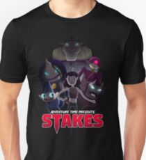 Stakes - Adventure Time Unisex T-Shirt