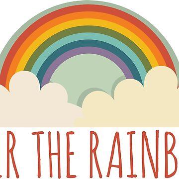 Over the Rainbow Oz by MissClaraBow