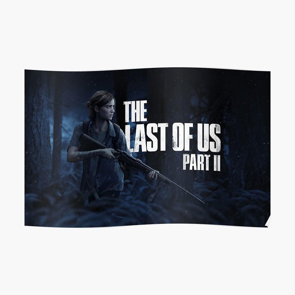 """Der letzte von uns Teil 2 """"Nachtjagd"""" Poster"""