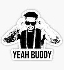 DJ Pauly D Yeah Buddy Sticker