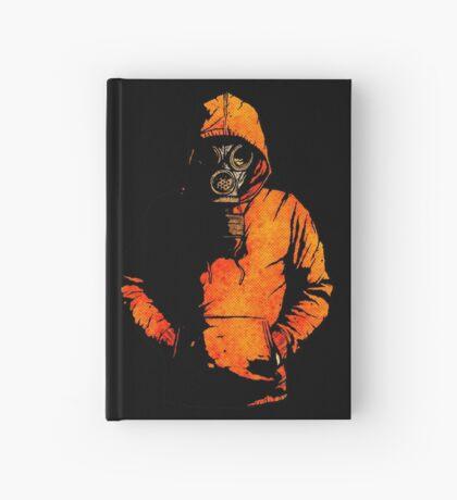 vulpes pilum mutat, non mores (Black Shirt Version) Hardcover Journal