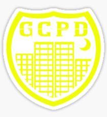 GCPD Sticker