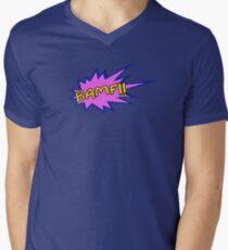 BAMF!! Men's V-Neck T-Shirt
