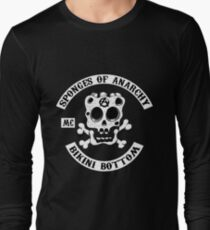 Sponges Of Anarchy Long Sleeve T-Shirt