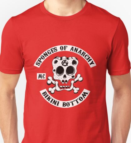 Sponges Of Anarchy T-Shirt