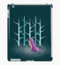 Lonely Fox in Night iPad Case/Skin